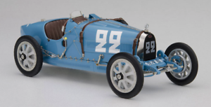 CMC EXCLUSIVE MODELLE 1 18 SCALE BUGATTI TYPE 35 FRANCE LIMITED EDITION