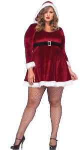 Leg-Avenue-Plus-Size-Sexy-Santa-Costume-Plus-Size-Santa-Costume-LA-85673X-3X-4X