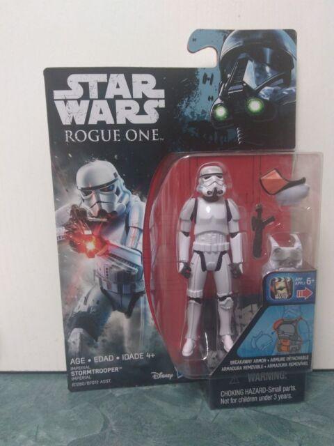 Star Wars Rogue One Stormtrooper Action Figure Hasbro 2016 4 in.