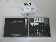GUN/TAKING ON THE WORLD(A&M RECORDS 397007-2) CD ALBUM