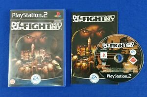 ps2 Def Jam Fight For NY *PAL VERSION - DOES NOT WORK ON U.S CONSOLES* New York