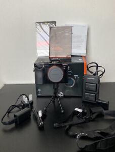Sony A7 24.3MP Cámara digital-Alpha Negro (Cuerpo únicamente)