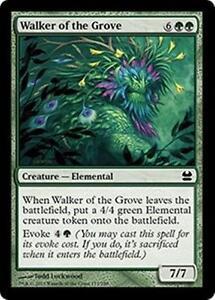 WALKER-OF-THE-GROVE-Modern-Masters-2013-MTG-Green-Creature-Elemental-Com