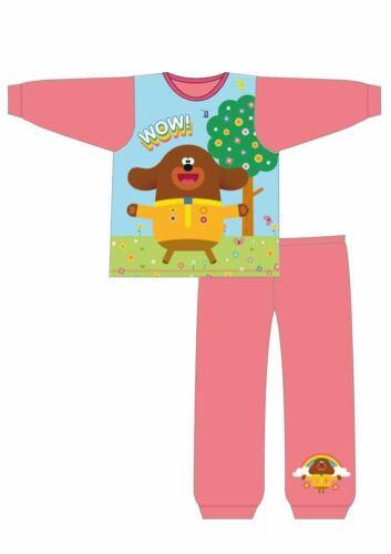 Hé duggee Pyjamasfilles Hey duggee PjsKids Hey duggee Pyjama Set