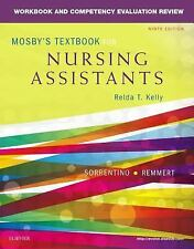 Workbook and Competency Evaluation Review for Mosby's Textbook Nursing Assistant