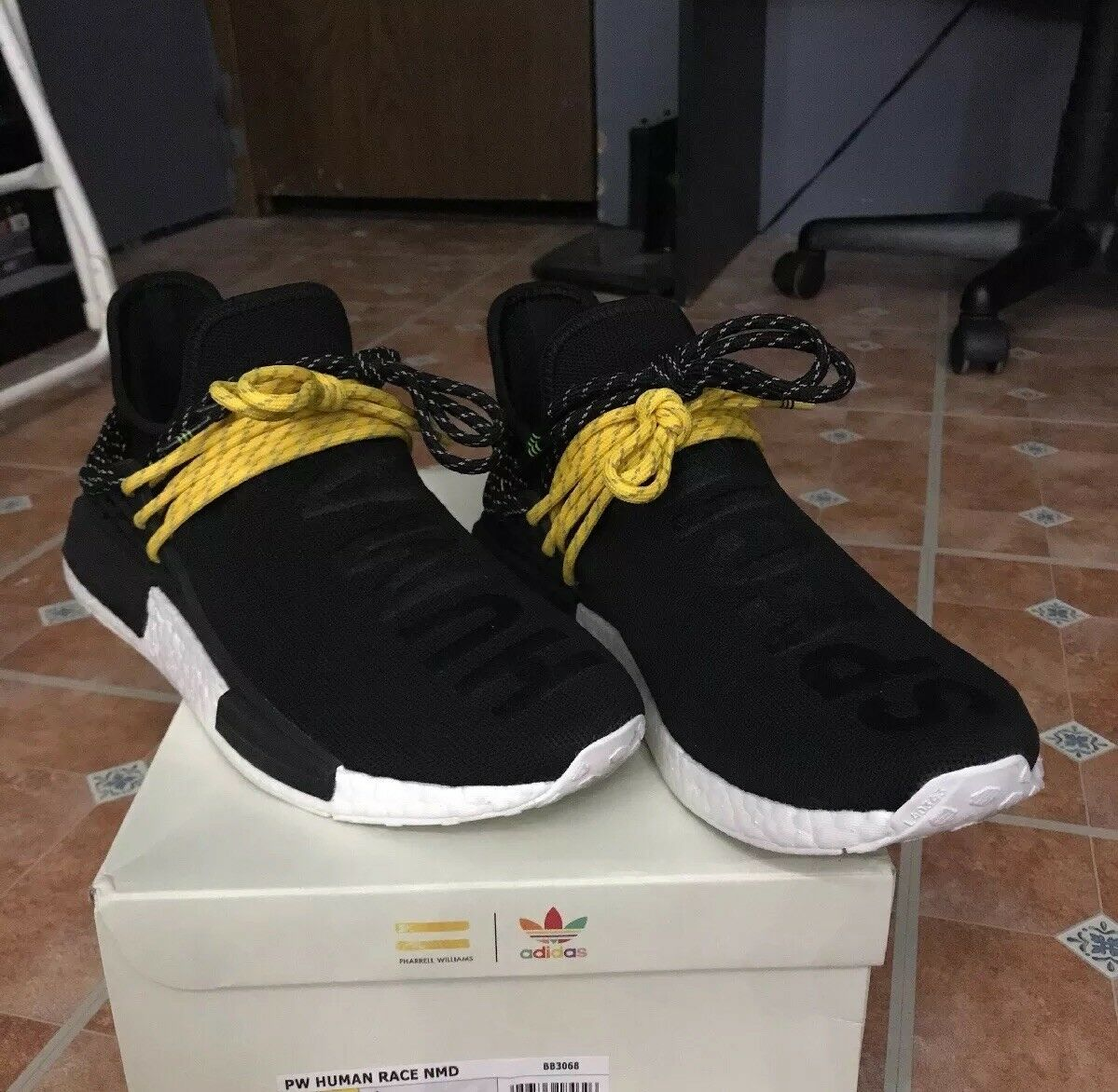 Human Race Nmd Black (Human Species)