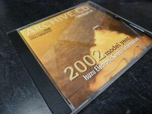 2002 isuzu rodeo suv electrical wiring diagrams manual cd 3.2l 2.2l ls lse  s se | ebay  ebay