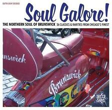 SOUL GALORE! THE NORTHERN SOUL OF BRUNSWICK NEW & SEALED CD (OUTTA SIGHT) R&B