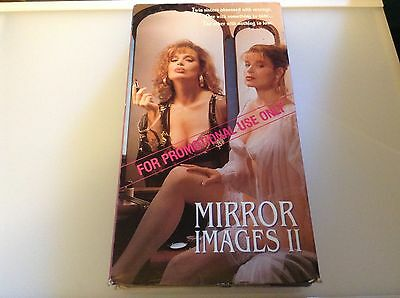 Vhs Mirror Images Ii 2 Unrated Promo Screener Shannon Whirry Tom