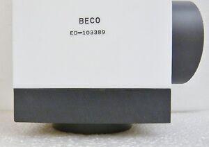 "BECO CR-3W24P-CO 3-WAY TEFLON PNEUMATIC CORROSION RESISTANT VALVE 1-1//2/"" FEM NEW"