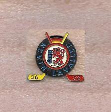 DEG DUSSELDORFER DUSSELDORF HOCKEY CLUB GERMANY 36 KEVIN LAVALLEE OFFICIAL PIN