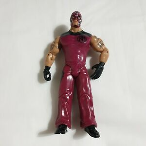 Wwe-Rey-Mysterio-2003-Jakks-Pacific-Wreslemania-21-Figure