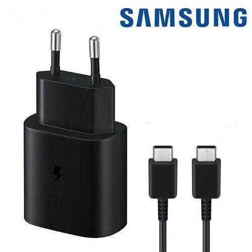 Samsung Chargeur ultra rapide Noir, 25W