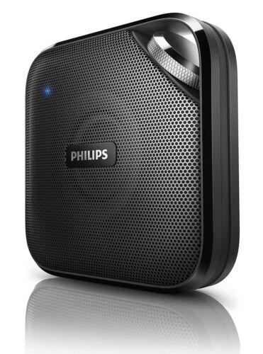 Refurb Philips BT2500B Portable Wireless Speaker Black Great Deal!!!
