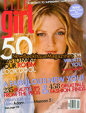 Elle Girl 9/04,Drew Barrymore,September 2004,NEW