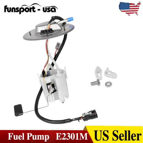 Electric Fuel Pump Assembly E2301M For 2001-2004 Ford Mustang 3.8L 3.9L 4.6L