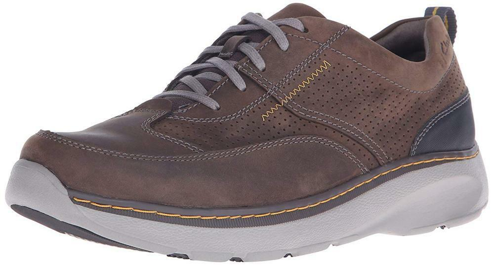 CLARKS Men's Charton Mix Sneaker