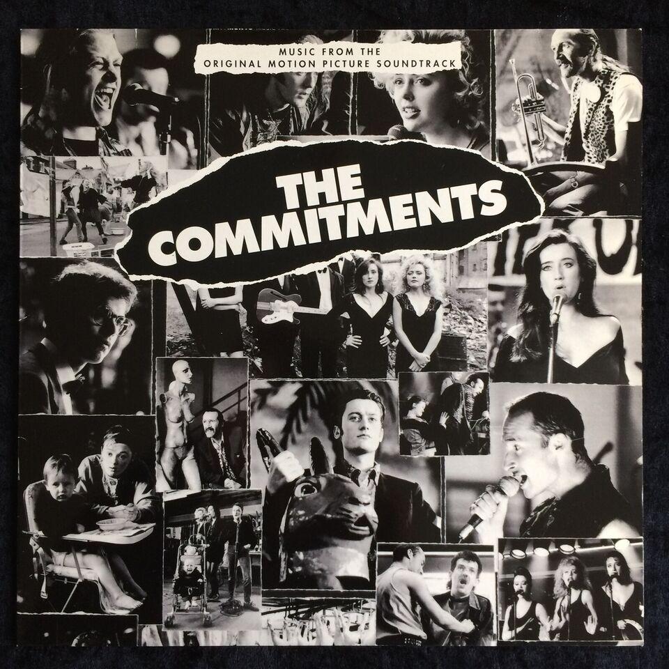 LP, The Commitments, Soundtrack