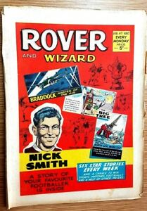 Rover and Wizard 4th February 1967 - London, United Kingdom - Rover and Wizard 4th February 1967 - London, United Kingdom