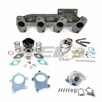 Rev9 95-99 Chevy Cavalier T3t4 Turbo Set Up Kit 350hp+ (also Fit 95-02 Sunfire)