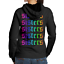 Womens Casual Cotton James-Charles Sisters Novelty Hoodies