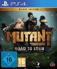 Artikelbild Mutant Year Zero: Road to Eden-Deluxe Edition [PLAYSTATION 4] NEU OVP
