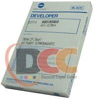 Developer For Konica Minolta Bizhub 600 601 750 751 Dv710