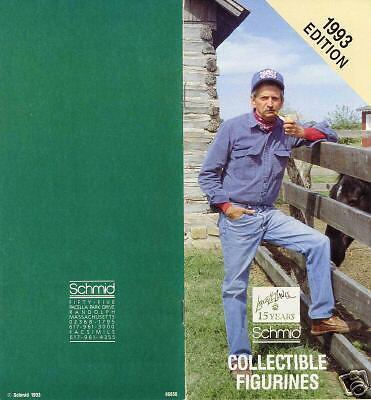 1987 Lowell Davis Schmid Collectibles Brochure