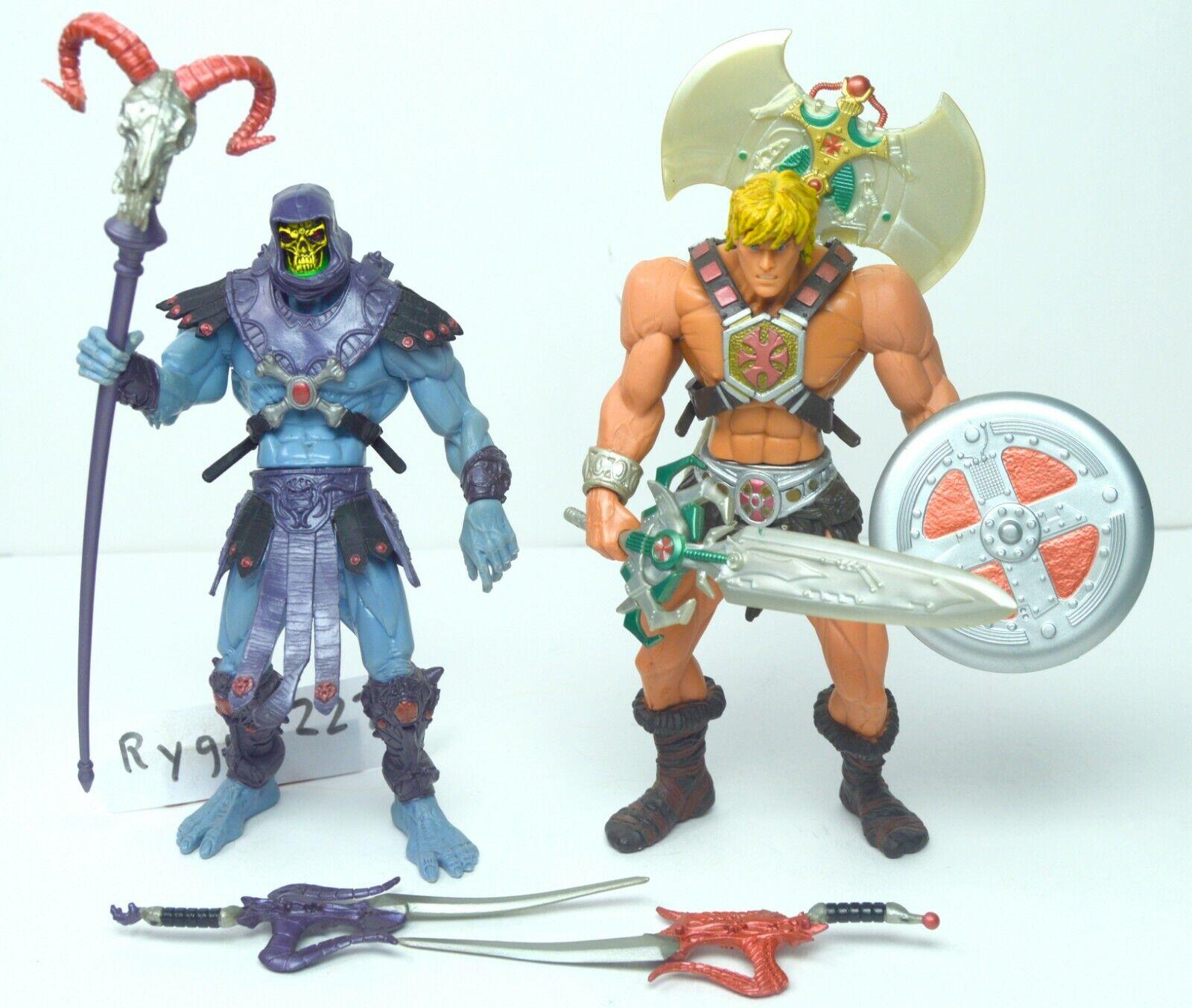 Amos del Universo, He-man & Skeletor Lote, 200x, Completa, Amos del Universo, set, piezas