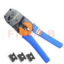 SHIPUCO 868E UTP STP Network Cable Crimping Plier RJ45 RJ11 Telephone Line tools