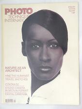(PRL) PHOTO TECHNIQUE INTERNATIONAL 1/97 1997 CONTAX G2 STUDIO CAMERA FOTOGRAFIA