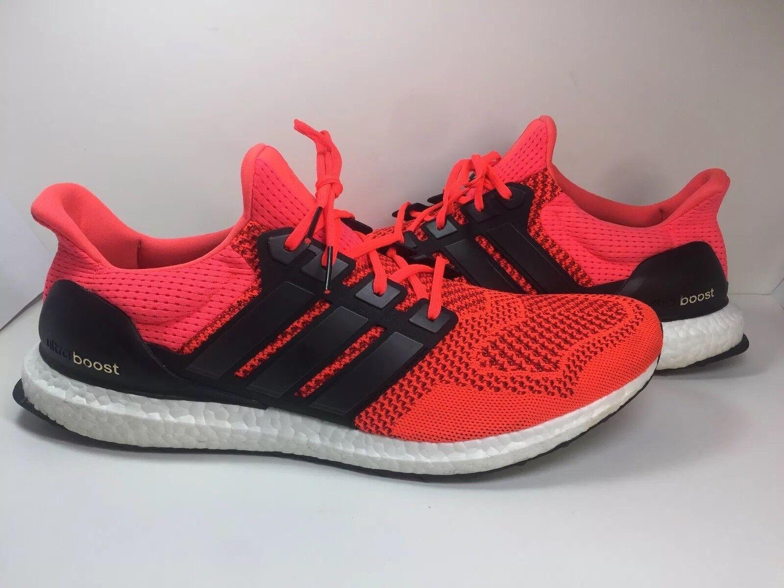 Adidas Ultra VNDS Boost 1.0 Rojo Solar VNDS Ultra 14 5c9648