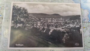 Deutschland Teilfingen Teilansicht Ansichtskarte Postkarte 4863 FüR Schnellen Versand Ansichtskarten