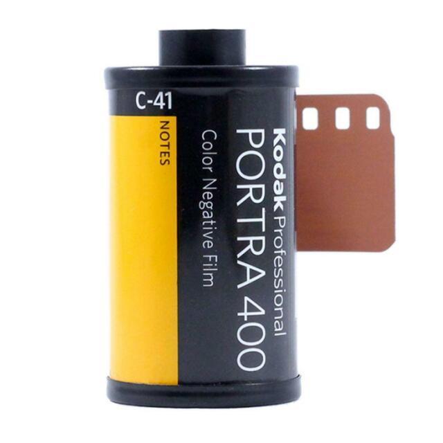 Kodak Portra 400 35mm Film - 36exp - NO PACKAGING - Dated 01/2023