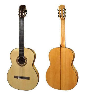 Sycamore Salvador Cortez CF-55 Flamencogitarre Gitarre massive Zeder