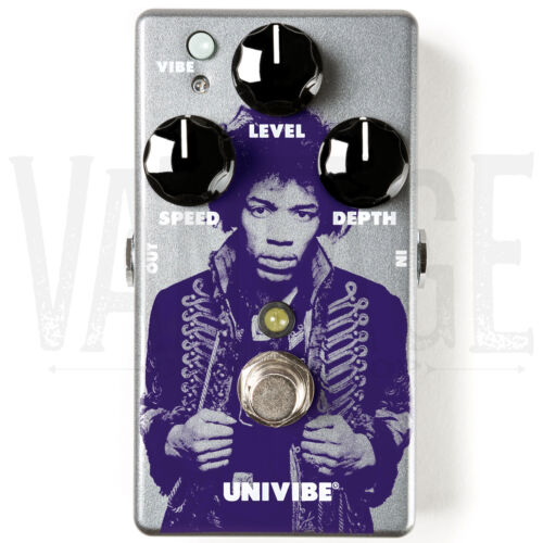 Jim Dunlop Jimi Hendrix JHM7 Univibe Chorus Vibrato Pedal