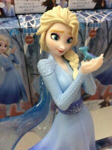 SEGA Disney Frozen 2 Elsa Limited Premium Figure LPM Prize F//S