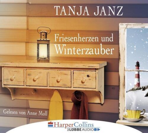 1 von 1 - Friesenherzen und Winterzauber von Tanja Janz (2016, Hörbuch)