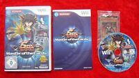 Yu-gi-oh 5d´s Master Of The Cards, Nintendo Wii Spiel, Neu, Deutsche Version