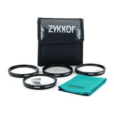 52mm Macro Close Up Filter Kit for Canon EF 50mm f2.5 EF 55-200mm EF-S 60mm NEW!
