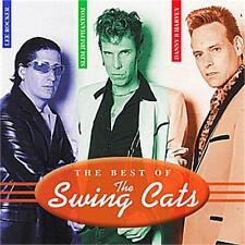 SWING CATS Best Of The Swing Cats CD - Rockabilly NEW Stray Cats Lee Rocker