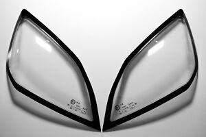 Vauxhall-VX220-Opel-Speedster-headlight-lenses-with-E-mark-new