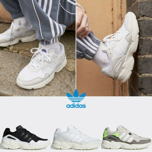 F97176 Couleurs F97177 3 Adidas Noir F97182 Sneaker Blanc Yung Gris 96 Chaussures xqOYv0O6