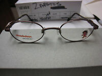 Nickelodeon Nic Dora Zapatos Brown 42-18-120 Eyeglass Frames