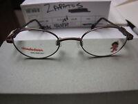 Nickelodeon Nic Dora Zapatos Brown 42-18-120 Eyeglass Frames