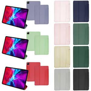 Magnetico-Pelle-Smart-Supporto-Custodia-Cover-Per-Apple-iPad-Pro-11-034-12-9-034-2020