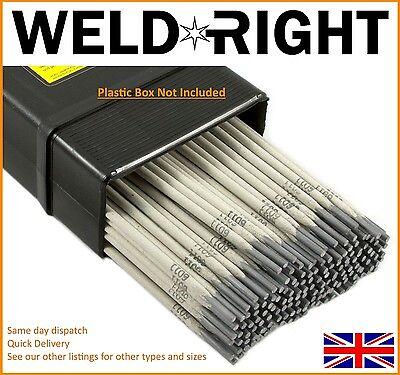 ER316L Stainless Steel Arc Welding Electrodes Rods 1.6-3.2mm 1-5kg Weldright