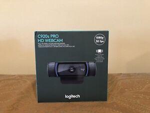 Logitech-C920S-HD-Pro-Webcam-with-Privacy-Shutter-1080p-Desktop-Laptop-FREE-SHIP