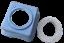 ukscooters-LAMBRETTA-PETROL-TANK-DRIP-TRAY-amp-FELT-WASHER-GREY-GP-LI-S2-S3 miniatura 1