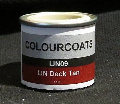 Colourcotes IJN Deck Tan  (IJN09)
